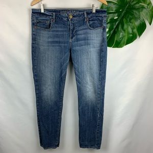 American Eagle Jeans Skinny Stretch Size 16